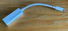 Thunderbolt Mini Display Port (Male) to HDMI (Female) Adapter-Apple Macbook Pro