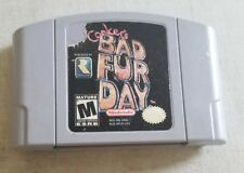 Conker's Bad Fur DAY NOT WORKING. PARTS ONLY AS IS (Nintendo 64, 2001)
