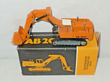 Atlas AB 2002 Front Shovel Excavator  By NZG 1/50th Scale