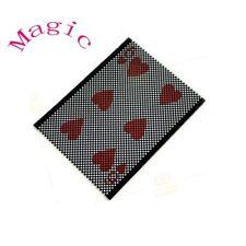 2PCS Plastique à Manches Wow Magic Props Tricks Toys Outil Magique De Poker