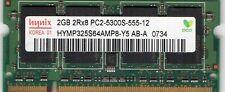 NEW 2GB eMachines eM250 eM350 eM355 DDR2 NetBook RAM Memory
