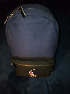 Polo Ralph Lauren Back Pack /Navi blue/black