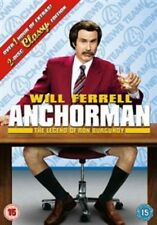 Anchorman - The Legend Of Ron Burgundy (Blu-ray, 2013, 2-Disc Set)