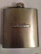 Titanic PP-T21 english pewter 6oz Stainless Steel Hip Flask