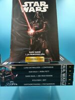 neuf lot 6 tomes star wars histoires galactiques offre lancement FR panini comic