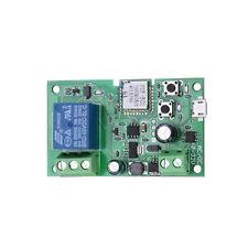 Sonoff DC5V-32V приложение пульт Wifi Smart Switch шаговый/самофиксирующиеся модуль