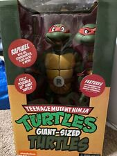NECA Ninja Turtles TMNT cartoon 1/4 scale RAPHAEL Giant-Sized **UNOPENED**NEW**