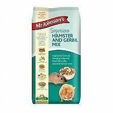 Mr Johnsons Supreme Hamster & Gerbil Mix - 900g - 138909