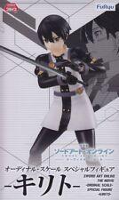 Kirito Figure Ordinal Scale Ver. anime Sword Art Online FuRyu