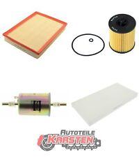 FilterSet (L): 1x Luftfilter, 1x Ölfilter, 1x Kraftstofffilter, 1x Innenraumfil