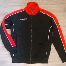 """Mens black red Prostar track tracksuit gym sports training top Chest 32/34"""" New"""
