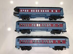 Lionel Polar Express Observation Puppet Car Lot O Gauge More Parts Listed