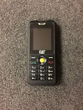 CAT B30 Phone 1.8m Drop Resistant, Dual SIM, Water and Dust Proof.