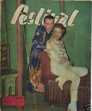revue cine FESTIVAL n°137 paul bernard gaby sylvia