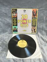20 POWER HITS VOLUME 2~~~K-TEL TU-222