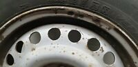 "FORD TRANSIT CONNECT MK1 15"" STEEL RIM WITH TYRE 5x108 6Jx15H2 ET52.5 #2"