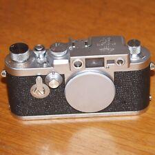 LEICA IIIg camera body 956256 chrome 35mm Leitz GERMANY 1959