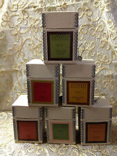 6 NEW VOTIVO Candles CLOSEOUT PRICING You choose from the AVAILABLE Scent list