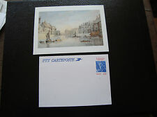 FRANCE - 1 carte entier 1986 1 carte (cy44) french