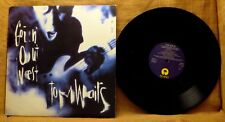 "UK IMPORT LTD ED ROCK 10"" SINGLE: TOM WAITS GOIN' OUT WEST 1992 Island 10 IS 537"