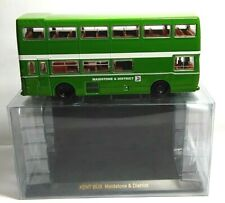 BRITBUS 1:76 SCALE LEYLAND KENT BUS: MAIDSTONE & DISTRICT - ROUTE 162 BORSTAL