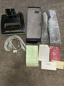Rare New Hoover Elite 80th Anniversary Edition Vacuum Cleaner