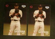 2 - 2006 MCPA, Minnesota Twins - JOHAN SANTANA - Venezuela