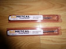 METCAL STTC-825 TIP CARTRIDGE SOLDERING TIP SET OF 2