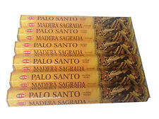 Palo Santo Incense Sticks  Joss HEM Brand x 6 Boxes -120 Sticks