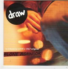 (FG54) Draw, Alone Again Or - 2014 DJ CD