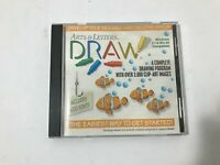 Arts & Letters DRAW Clip Art and drawing program for Windows 3.1 and 95 CD-ROM