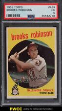 1959 Topps Brooks Robinson #439 PSA 5 EX