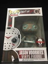 (CUSTOM) Jason Voorhees Friday the 13th Patina Chase FUNKO Pop! Vinyl Figurine
