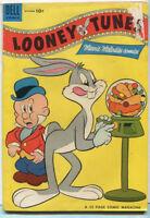 Looney Tunes Merrie Melodies Comics Bugs Bunny #155 VG  Dell Comics CBX2A