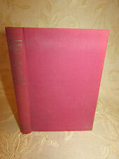 Vintage Book Of The Cricketing Lives Of W. G. Grace - 1953