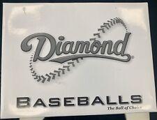 Diamond Senior League Baseballs