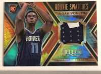 2014-15 Select Rookie Swatches #22 Noah Vonleh RC Tie-Dye RARE SP MINT! 🔥/25