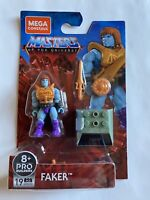 Faker Masters Of The Universe Mega Construx 2020 Wave 2 Action Figure New in Box