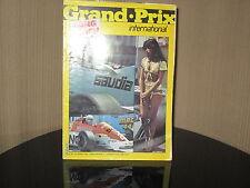 GRAND . PRIX INTERNATIONAL No 25 MARCH 1981