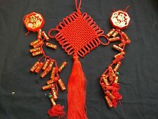 2 Chinois 58 cm artificielle des pétards Hanging Lucky Noeud charme japonais parti r