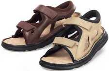 Sandales et chaussures de plage marrons pour homme, pointure 47