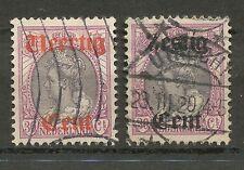 Nederland  102 - 103 gebruikt