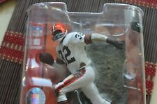 JIM BROWN, NFL, HALL OF FAME EXCLUSIVE MCFARLANE, ONE OF 3000, CLEVELAND BROWNS