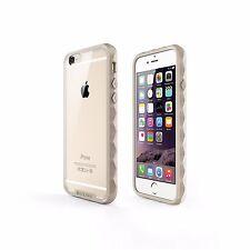 Iphone 6s 6 caso a prueba de golpes híbrido de onda Antideslizante Cubierta De Parachoques Protección contra Caídas