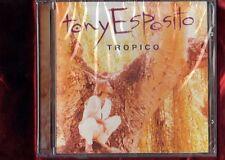 TONY ESPOSITO-TROPICO TIMBRO SIAE A SECCO CD NUOVO SIGILLATO