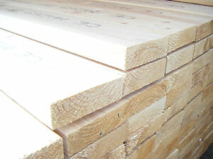 SOFTWOOD C16 KILN DRIED EASED EDGE JOISTS EX 50mm X 150mm (6X2) VARIOUS LENGTHS