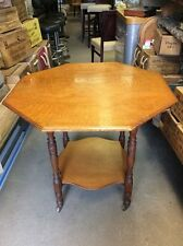 Vintage/Retro Up to 4 Seats Oak Kitchen & Dining Tables