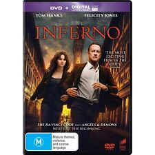 INFERNO-Tom Hanks-Region 4-New AND Sealed