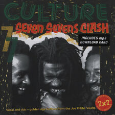 """Culture - Seven Sevens Clash (Vinyl 7x7"""" - 2012 - US - Original)"""