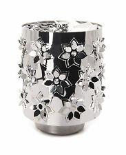 STYLYS 3D Flower Design Kaleidoscope Carousel Spinning Tealight Holder